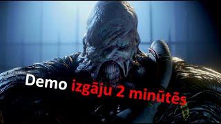 Izgāju Resident Evil 3 demo 2 minūtēs un 34 sekundēs