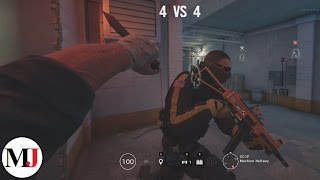 The Most Fire Ace Ever - Rainbow Six Siege