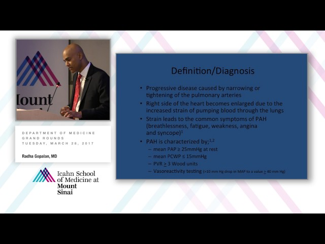 Therapeutic Approaches to P(a)H and the new ESC Guidelines
