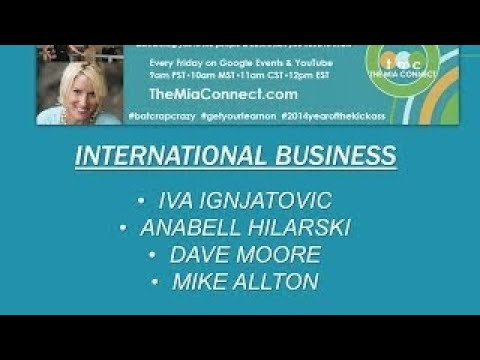 The Mia Connect Power Chat International Business vesves Cool Accents