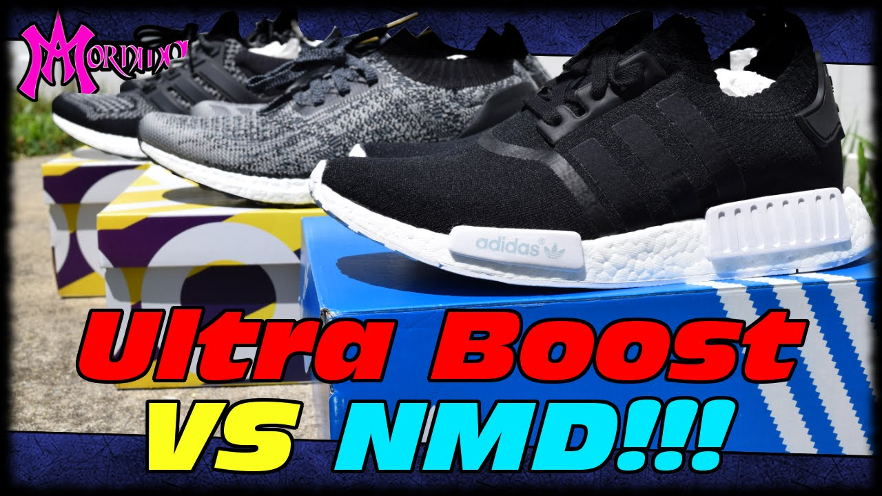 ADIDAS SIZING GUIDE ON EVERY HYPED BOOST (YEEZY NMDS UB & MORE)!!