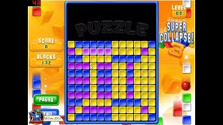 Super Collapse! 3 (2006, PC) - Puzzle 4 of 6: Levels 61~82 [720p50]