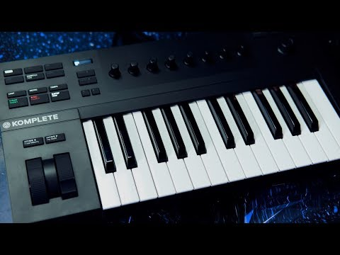 Komplete Kontrol A25 - Review and Demo