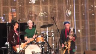 The Rolling Stones - Start Me Up LIVE at Hyde Park 2013