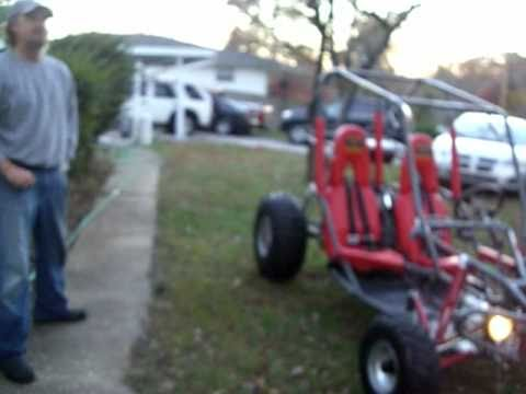 Crossfire 150R Buggy FOR SALE - YouTube