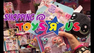 Shopping @ Toys R Us For The Last Time! Store Closing Sale