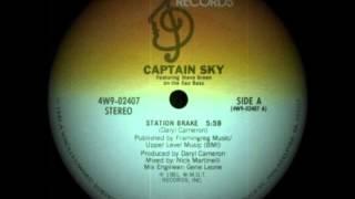 Captain Sky - Station Brake