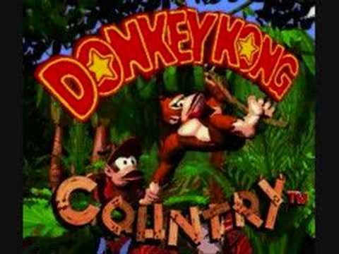 Donkey Kong Country-Vulture Culture