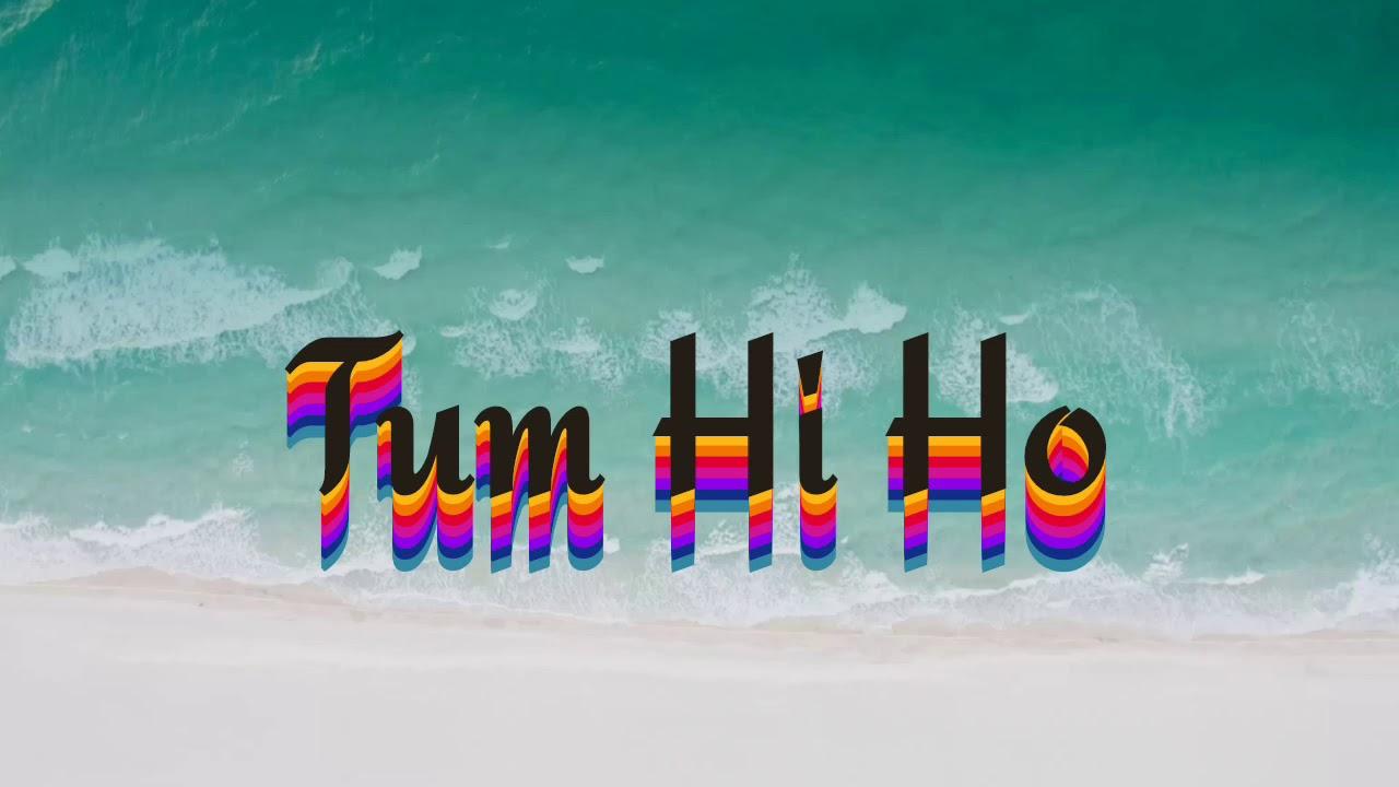 Lagu india sedih Tum Hi Ho Chords - Chordify