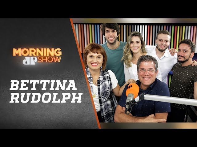 Bettina Rudolph - Morning Show - 19/03/19