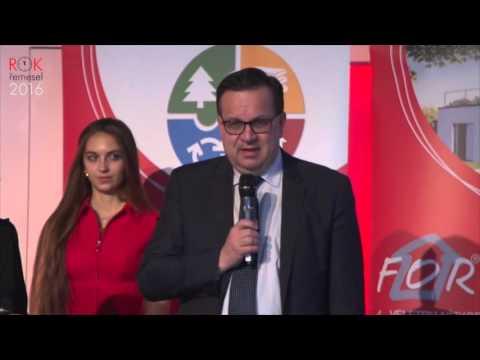 Zahájení veletrhu ROK ŘEMESEL 2016 PVA EXPO PRAHA