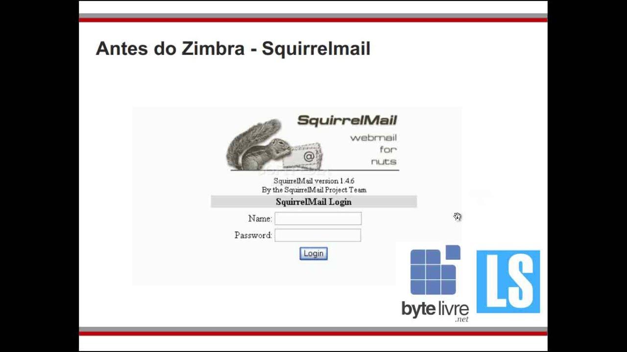 Aula 1 - Curso Online E-mail com Zimbra