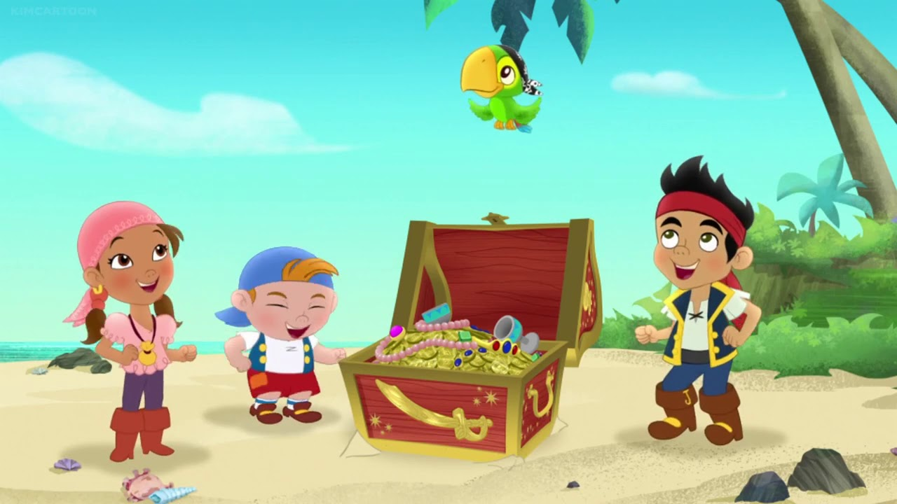 Download Jake and the Never Land Pirates S03E41 Pirate Pinball - Part 5