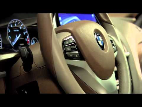 ? 2012 BMW 6-Series Coupe INTERIOR