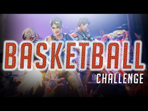 🚌 Fornite: Battle Royale - Basketball Challenge (Victory)