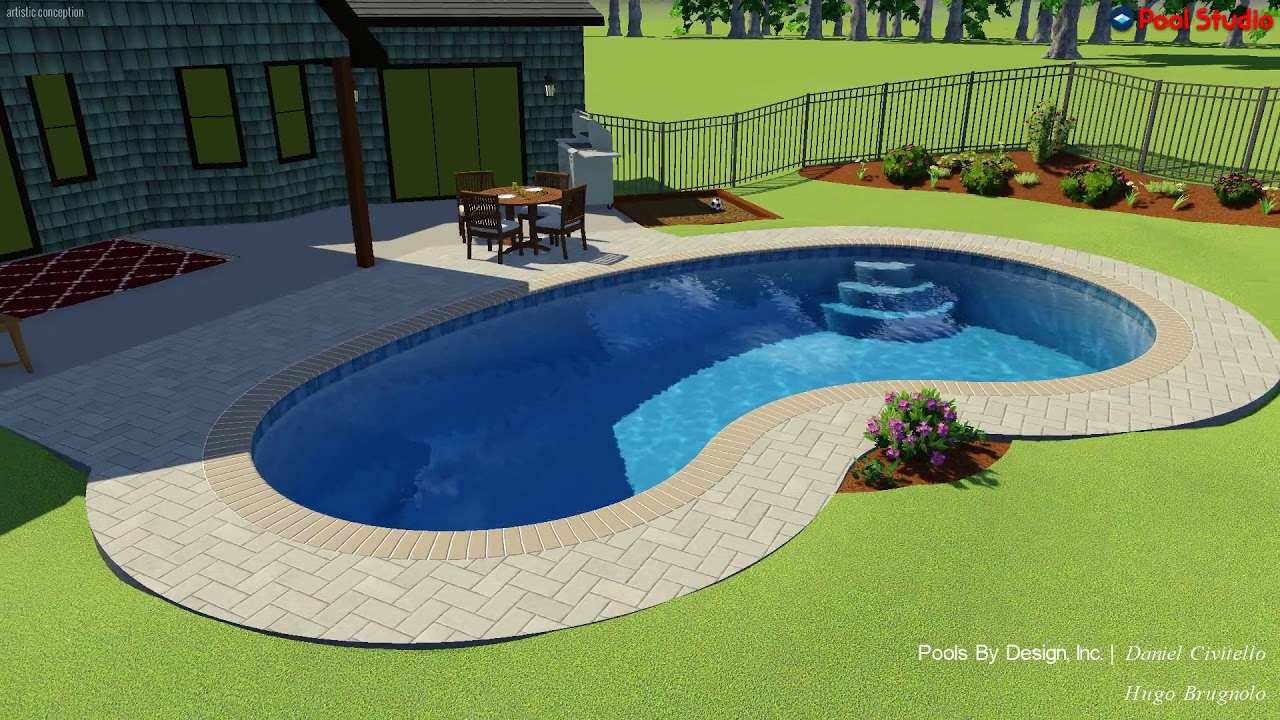 Pools By Design, Inc. Middlebury, CT 06762 203-598-7422 - YouTube