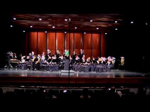 Sleigh Ride - Round Rock High School Wind Ensemble 2017