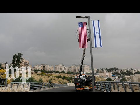 Controversial U.S. Embassy to open in Jerusalem amid tense times