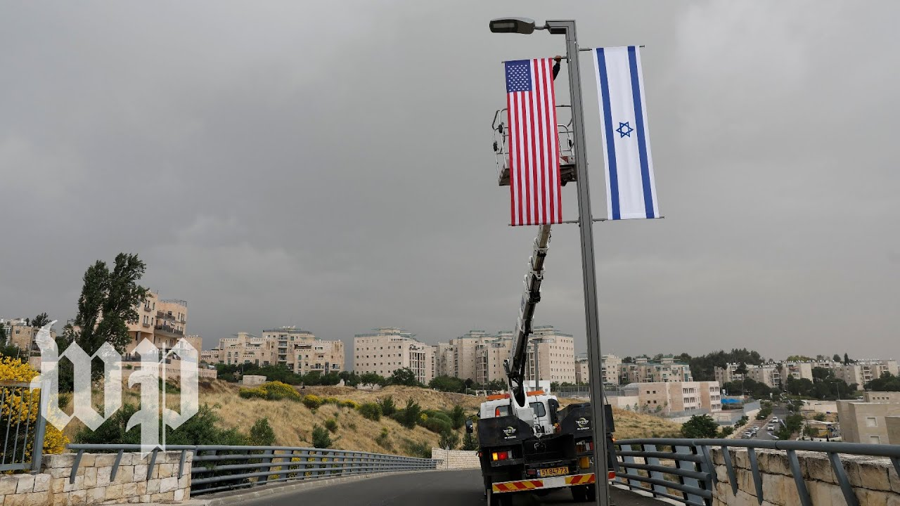 Controversial U S  Embassy to open in Jerusalem amid tense times