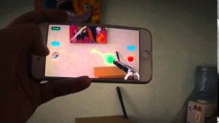 Laser Phone Android Game !! Weapon Laser 3D Funny Prank ! 1000mw (ejecting ray) screenshot 4