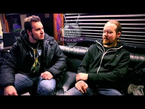 Interview with Niilo Sevänen of Insomnium
