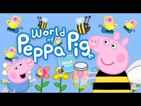 World of Peppa Pig: Educational Apps for Kids