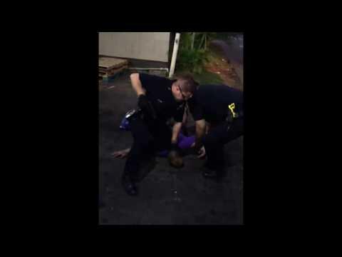 Honolulu police officer deadly force threat on unarmed man
