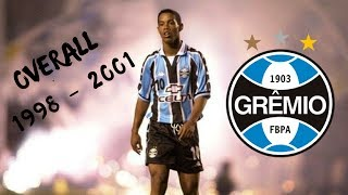Ronaldinho Gaúcho - Gremio • Overall 1998 - 2001 • All Goals, Skills, Assists •