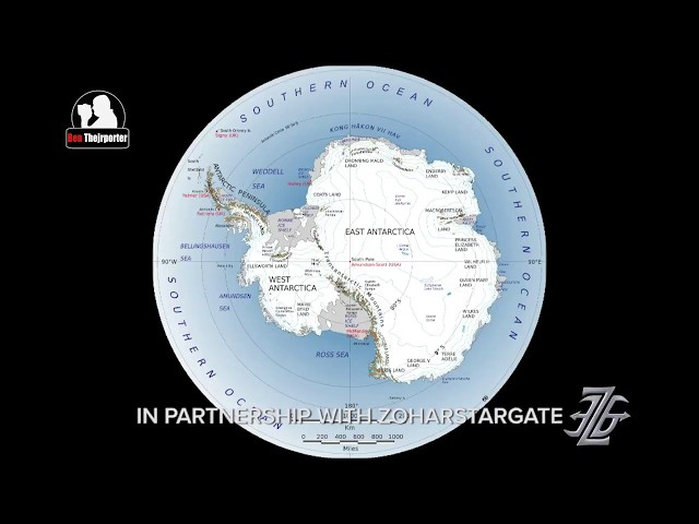 The Secret Nazi UFO Base Beneath Antarctica - Antarctica Secret
