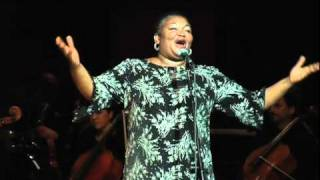 Hazel Miller sings The Course of Destiny