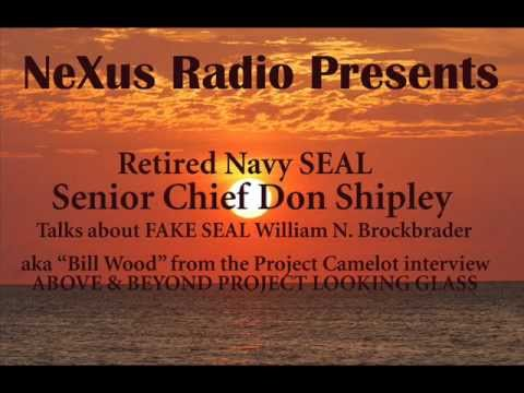 1/2 Nexus Radio Interview - ex Navy Seal Don Shipley - Proje