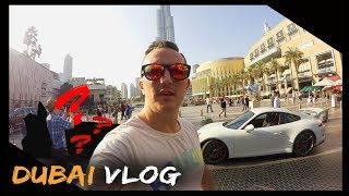 DUBAI VLOG Porsche  991 GT3 + Lambo Aventador SV terrorizing the streets of Dubai ! Simon Motorsport