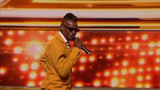 The X Factor UK 2018 Olatunji Yearwood Auditions Full Clip S15E02