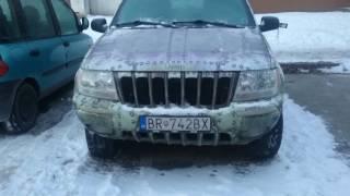 jeep grand cherokee wj 3 1td cold start 27c