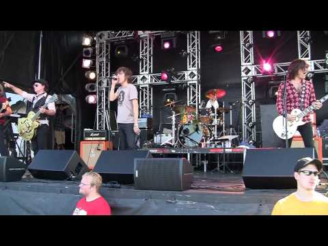New York Dolls live June 19, 2010 - Personality Crisis