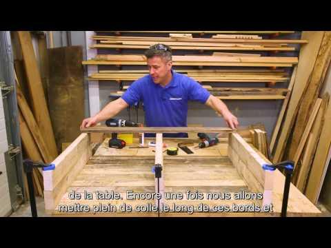 PalettesYoutube Une Des Table Fabriquer Basse Avec Comment 5j34LqRA