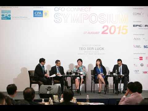Highlights of CFO Connect Symposium 2015