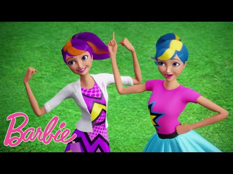 Cекретная дверь 💖 Barbie Россия 💖островные принцессы 💖Отрывки из фильмов Барби