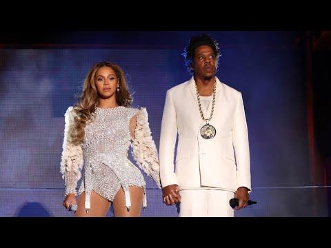 Beyoncé and Jay Z receive GLAAD's Vanguard award Mp3