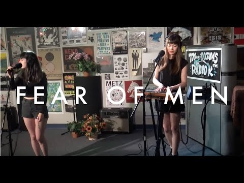 "Fear of Men - ""A Memory"" (Live on Radio K)"