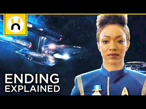 Star Trek: Discovery Season 1 Ending Explained