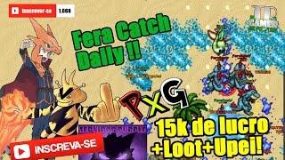 PxG Fera Catch Bateu 144/150!!