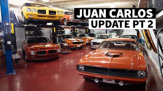 Miami's Wildest Vintage Car Compound (pt2): Car Collection Update With Juan Carlos