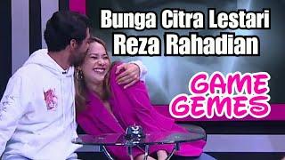 Bunga Citra Lestari dan Reza Rahadian Game Gemes | BCL
