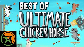The Very Best of Ultimate Chicken Horse | AH | Achievement Hunter