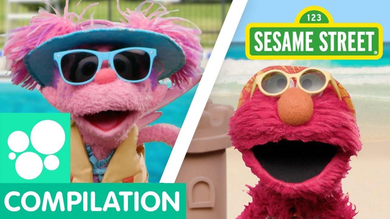 Sesame Street: Summer Fun Compilation