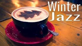 Winter JAZZ Music - Stress Relief Positive Jazz - Instrumental Music Work, Study, Good Mood