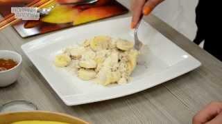 Lanche Pós Treino - Nutrição Inteligente com Adriana Baddini