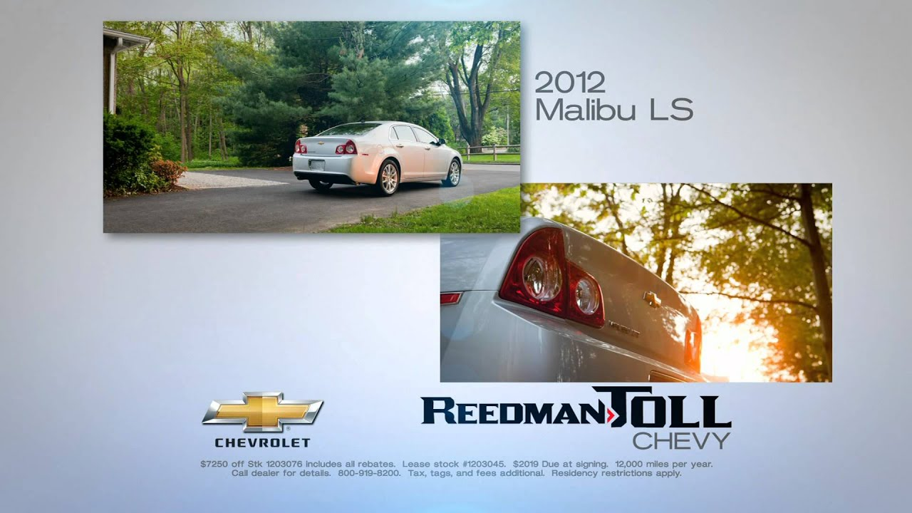 Reedman Toll Chevy >> Reedman Toll Chevy 30 Feb 2012 Proof Youtube