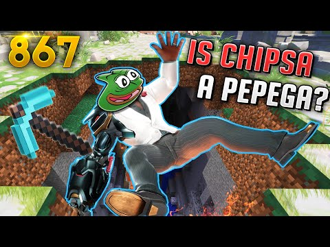 Is CHIPSA A Minecraft PEPEGA?  Overwatch Daily Moments Ep867 Funny and Random Moments